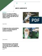 Meio Ambiente _ HuffPost Brasil
