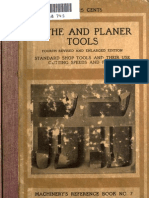 lathe planer tools