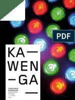 Kawenga // programme 1er semestre 2011