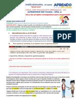 FICHA DE TRABAJO DE MATEMÁTICA SEMANA 18 DÍA 5.pdf