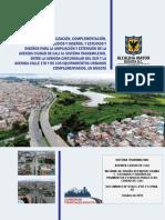Informe de diseño definitivo. Tramo 1. Estudios y diseños de pavimentos y espacio público Avenida Ciudad de Cali. Revisión 5.pdf
