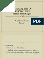 Psicología de la personalidad teorasgos1.ppt