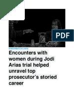 Juan Martinez Jennifer Wood Affair