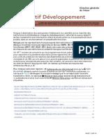 Objectif développement numéro 19