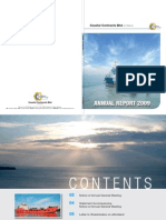Annual Report Coastal 2009