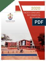 Univen Under Graduate Information Brochure