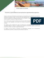 Panorama y oportunidades de las exportaciones agroindustriales argentinas