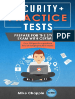 Security_ Practice Tests_ Prepare for the - Mike Chapple