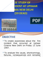 Case Study Uphaar Cinema