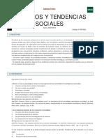 PROCESOS Y TENDENCIAS SOCIALES