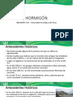 primera Clase HORMIGÓN 6B