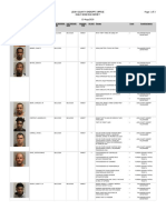 Booking Report 8-14-2020