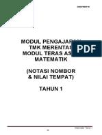 TMK2 matematik tahun 1