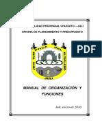 PLAN_11654_Manual de Organizacion y Funciones_2010