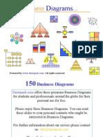 150 Business Diagrams