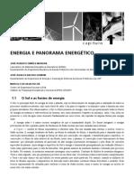 ENERGIA E PANORAMA ENERGÉTICO