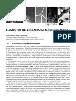 ELEMENTOS DE ENGENHARIA TERMODINÂMICA