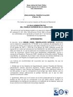 Resolucion PSAR10-74 - Miguel Angel Trespalacios Arteaga
