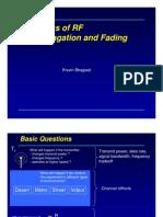 RF Propagation and Fading