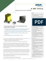 5. PD-TaD 60 especificaciones