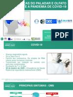 ABORDAGEM DOENÇAS DO OLFATO E PALADAR POR COVID.pdf
