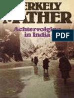 Mather, Berkely - (1971) Achtervolging in India (The Terminators)