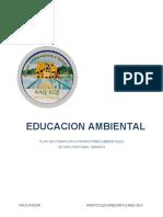PLAN DE FORMACIÓN A PROMOTORES AMBIENTALES  1