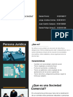 PDF PERSONA JURIDICA - SOCIEDAD COMERCIAL