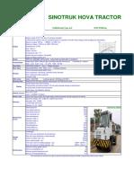 ZZ5371VDMD30101specification tt sinotruk
