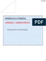 Unidad01 - Medición de presiones