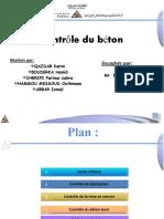 Controle Du Béton.pptx