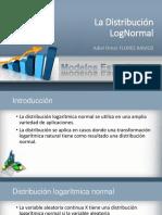 10 1 Distribución logNormal