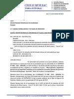 Carta Conformidad de Servicio Para Pago Final Huamanga Pip Sc 2019