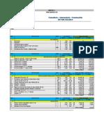 Presupuesto Proyecto GN-MO A&H  24 junio 2020