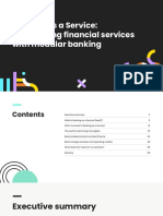 Banking as a Service_reimagining Financial Services With Modular Banking