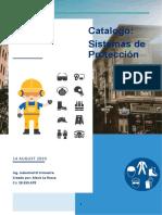 Catalogo Sistemas de proteccion