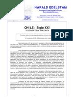 CHILE SIGLO XXI - VIOLENCIA EN LA ARAUCANIA CONTRA LA NIÑEZ 2010 - 2011