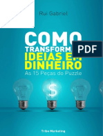 Como Transformar Ideias Em Dinheiro