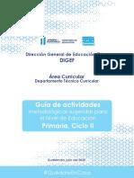 guia Primaria, Ciclo II.pdf