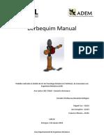 Selecção materiais berbequim manual