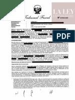 Resolución del Tribunal Fiscal N°2020_8_02708