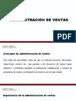01 ADMINISTRACIÓN DE VENTAS