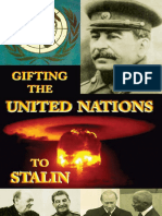 Greg Hallett - Gifting the United Nations to Stalin (2007, Fathering New Zealand)