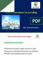Week 9 210525_Adventures in travelling