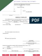 John Michael Musbach Criminal Complaint