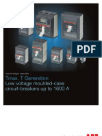 ABB TMAX BREAKER CATALOGUE