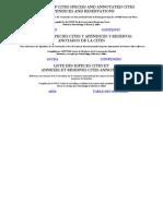 2005_CITES_Checklist