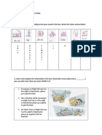 family an parties worksheet_