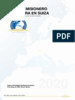 Informe Misionero Suiza MAYO 2020