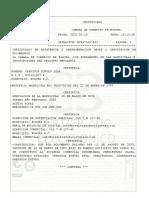 CAMARA Y COMERCIO CREDITOS FUTURO  123